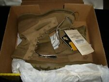 BELLEVILLE USMC MARINE CORPS COMBAT BOOTS, COYOTE TAN, SIZE 6 XW