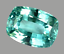 thumbnail 1 - AAA 34.00 Ct Natural Bi-Color Flawless Parti Sapphire Cushion CERTIFIED Gemstone