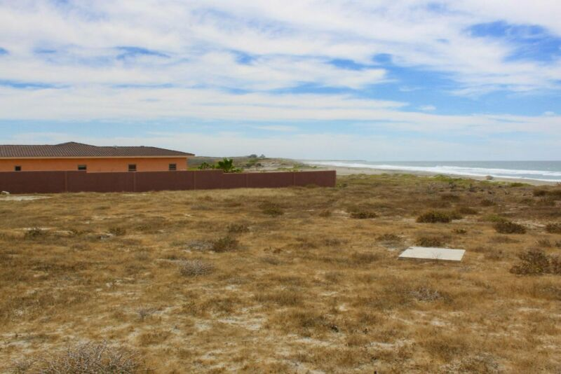 Lote Frente al Mar Rancho La Aguja