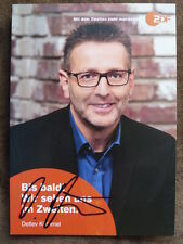 """.Detlev Kümmel, ZDF Karte """"Bares für Rares"""""""