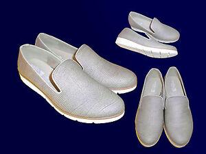 moderne leichte Damenschuhe Slipper Schuhe Ballarinas Halbschuhe Gr. 28 NEU