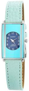 Akzent-Damenuhr-Blau-Gruen-Silber-Analog-Kunst-Leder-Armbanduhr-XSS8923500003