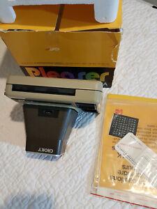 Vintage Kodak Pleaser Instant Camera CHOKY comme neuve