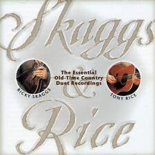 Tony Rice - Skaggs & Rice [New CD]