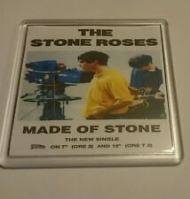 STONE ROSES COASTER MADE OF STONE cd vinyl rare ticket poster t shirt