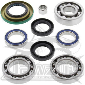 All Balls Racing Rear Differential Seal Kit 25-2020-5