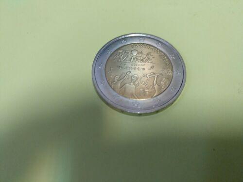 VENDO MONEDA DE 2 EUROS CONMEMORATIVA  FRANCIA   2011. FIESTA DE LA MÚSICA. S/C    eBay