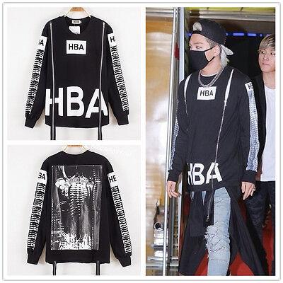 Bigbang taeyang G-dragon 2ne1 CL BOM PARK DARA Sweater Hoodie kpop New