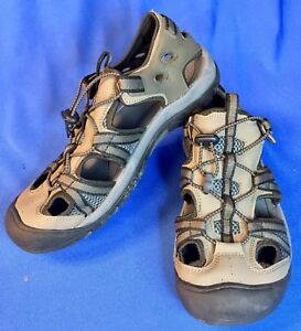 2ce49ce325aa1 World Wide Sportsman Oasis III Water Shoes Mens Size 10 - Brown ...