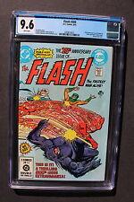 FLASH #300 Anniversary Gt Rouges 1981 ORIGIN Life Story Barry Allen CGC NM+ 9.6