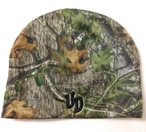New DAYTON FLYERS CAMOUFLAGE BEANIE Mossy Oak Camo Winter Knit Hat ... 6c547c634a