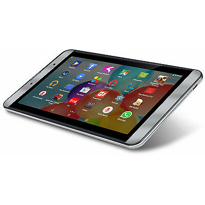 """IBALL SLIDE GORGEO 4GL 7"""" TABLET@4G ENABLED@1GB RAM@8GB ROM@FRONT CAM WITH FLASH"""