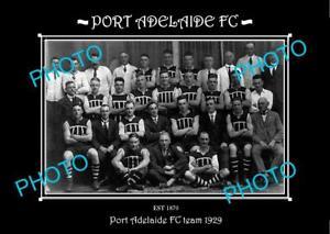 SANFL-LARGE-HISTORIC-PHOTO-OF-THE-PORT-ADELAIDE-FC-TEAM-1929