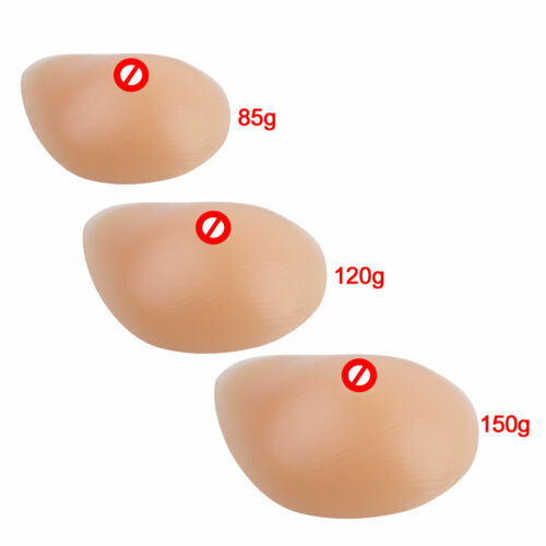 Details about  /1 Pair Enhancer Fake Breast Form Silicone Nipple Cover For Mastectomy Prosthesis