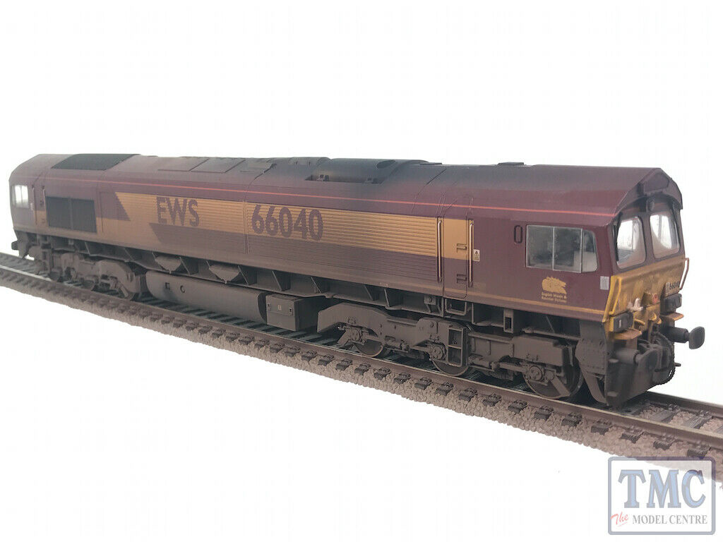 32-733DS Bachmann OO Gauge Class 66 66040 EWS DCC Sound Parts & Weatherosso
