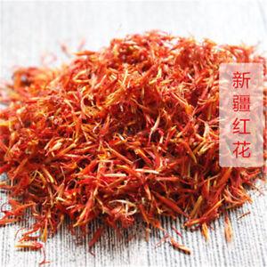 100-Natural-DRIED-SAFFRON-SAFFLOWER-Tea-Organic-Chinese-Herb-Tea