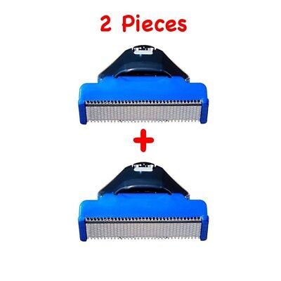 Smart Razor Pivoting Head Refills For Micro Touch SOLO Shaver Trimmer