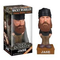 Funko Duck Dynasty Jase Robertson Talking Wacky Wobbler Figure 3561 Toys