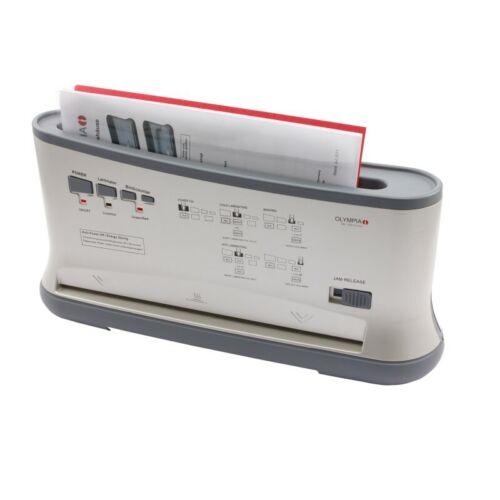 Profesional 2-in1 Atadora Térmica /& Laminador En Un Dispositivo Tbl 1300