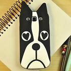 3D Cute Animal Dog Soft Silicone Back Case Cover For Samsung Galaxy S3 III I9300