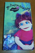 Pahappahooey Island-the Road to Adventure vhs video with puppets 1999