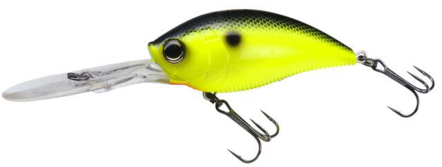 "YO-ZURI 3Db Floating Flat Coffin Lip Crank Bait Fishing Lure 2-3//4"" NEW!"