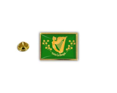 pins pin/'s flag national badge metal lapel hat button vest erin go bragh ireland
