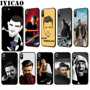 Justin-Timberlake-Soft-Case-for-iPhone-11-Pro-XS-MAX-XR-X-8-7-6-6S-Plus-5-5S