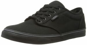 84f8432272d Vans Atwood Low Women US 10 Black Skate Shoe UK 10 617931642904