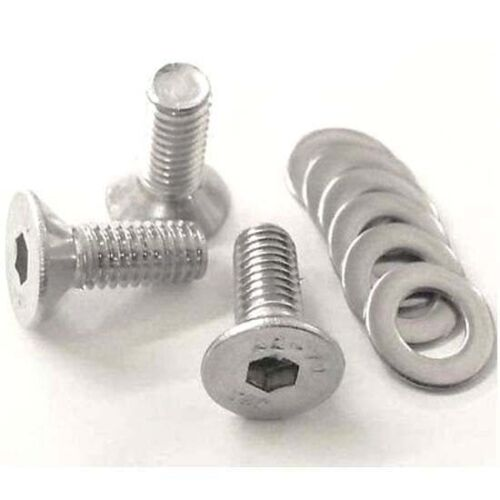 Chainguide Chain Guide ISCG ISCG05 Countersunk Stainless Steel Bolts M6 x 16mm
