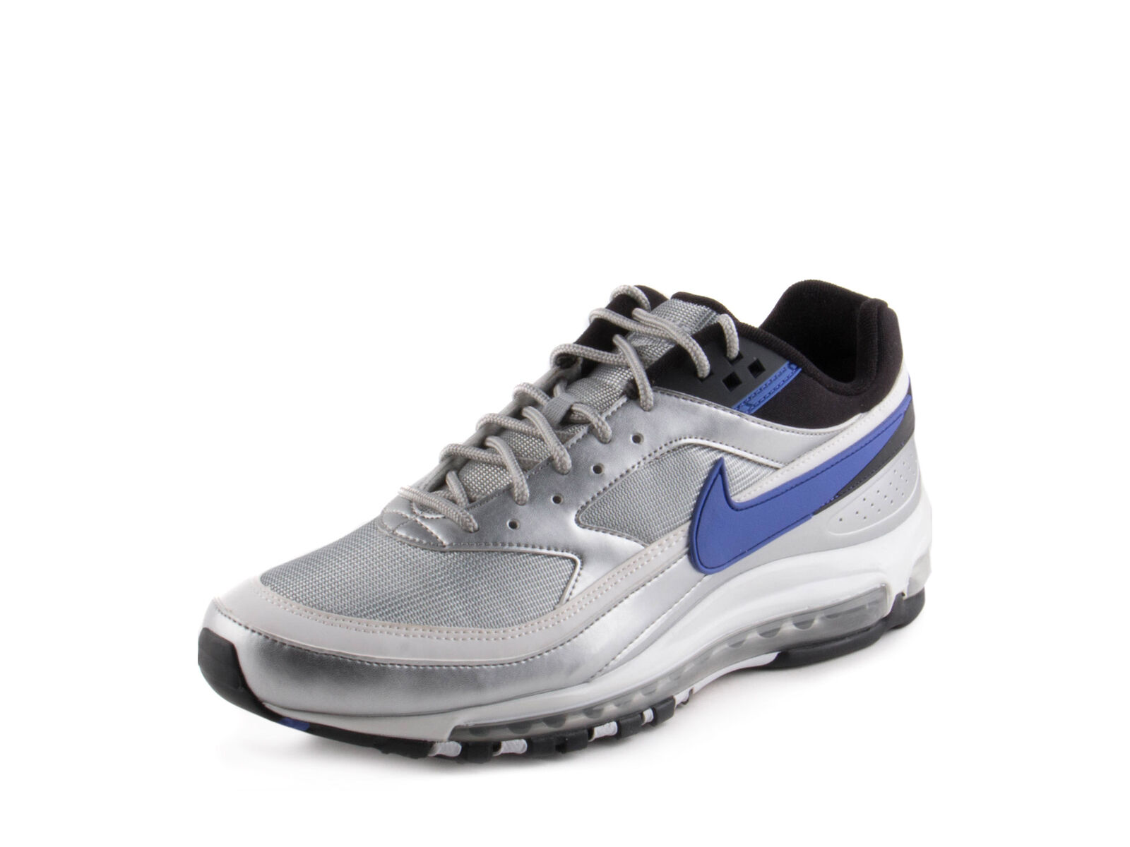 new styles 97ac8 25589 Nike Mens Air Max 97 BW Mtlc Silver-Persian purple purple purple AO2406-002