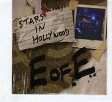 (HD743) EofE & David Jones, Stars In Hollywood - 2015 sealed DJ CD