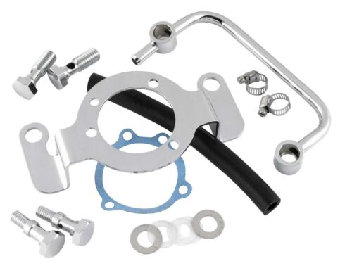 BIKER/'S CHOICE MOUNTING KIT FOR CUSTOM AIR CLEANERS 120117