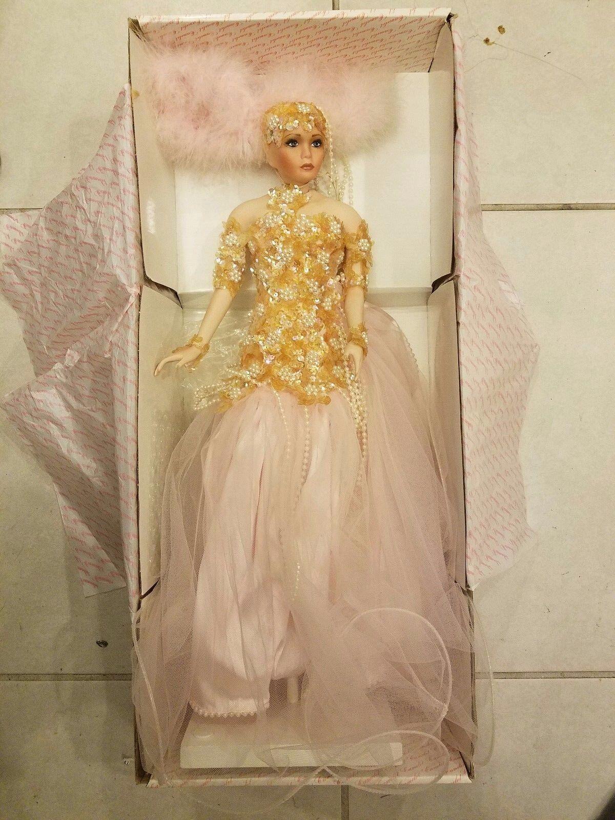 Vintage Camelot Porcelain Rustie's Doll  2699 of 7500  21 H