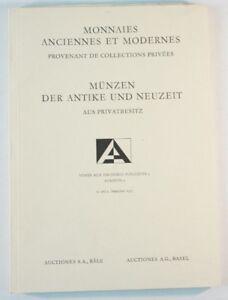 Auctiones-AG-Basel-Muenzen-der-Antike-und-Neuzeit-Nr-5-1975-Auktionskatalog-B6174