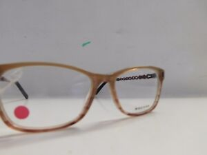5b789384f03 Image is loading Genuine-Designer-Ladies-Rochas-RO9110-Beige-Eyeglasses- Glasses-