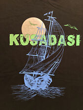 KUSADASI Turkey Sea Ship TÜRKİYE TİŞÖRT Turkish Black T-Shirt NWT Sz. XXL