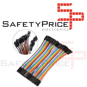 40-CABLES-HEMBRA-HEMBRA-10cm-jumpers-dupont-2-54-arduino-pic-protoboars