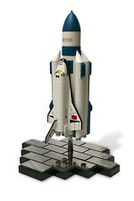"""13"""" METAL MODEL OF """"ENERGIA-BURAN"""" - THE SOVIET SPACE SHUTTLE (SCALE 1:200)"""