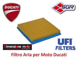 4275-Filtro-Aria-Originale-034-UFI-Filter-034-per-DUCATI-Sport-H-F-620-dal-2003