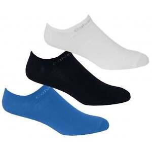 Calvin-Klein-Herren-3-Pack-Coolmax-Cotton-Liner-Socken-blau-weiss-navy