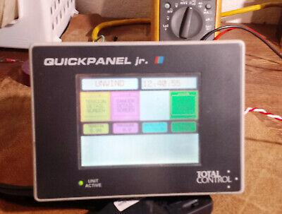 TSC Total Control Products QPJ-ABD-201-G AB Data Highway QuickPanel QPJABD201G
