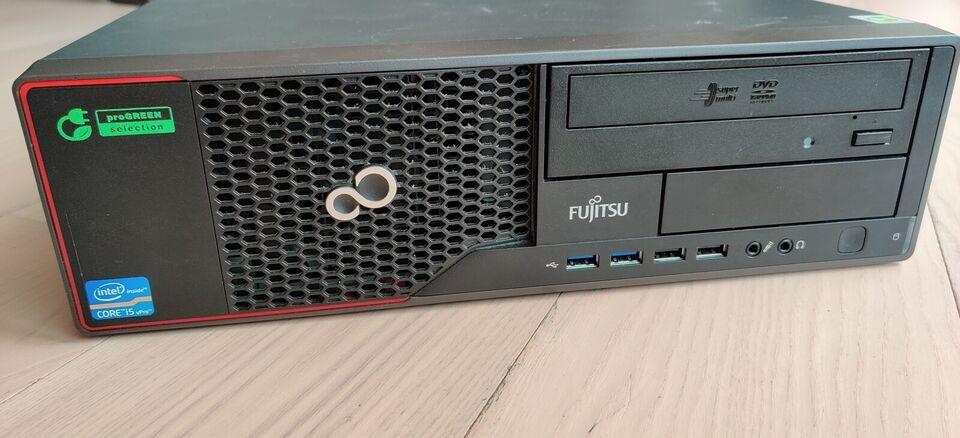"""Fujitsu, Esprimo E910 """"0""""Watt DT8, 4x3,2 Ghz"""