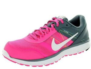 check out bcfe1 92e63 Image is loading Women-039-s-Nike-Lunar-Forever-4-Pink-