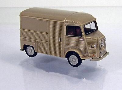 Wiking 026201 Citroen HY Kastenwagen beige Scale 1 87 NEU OVP