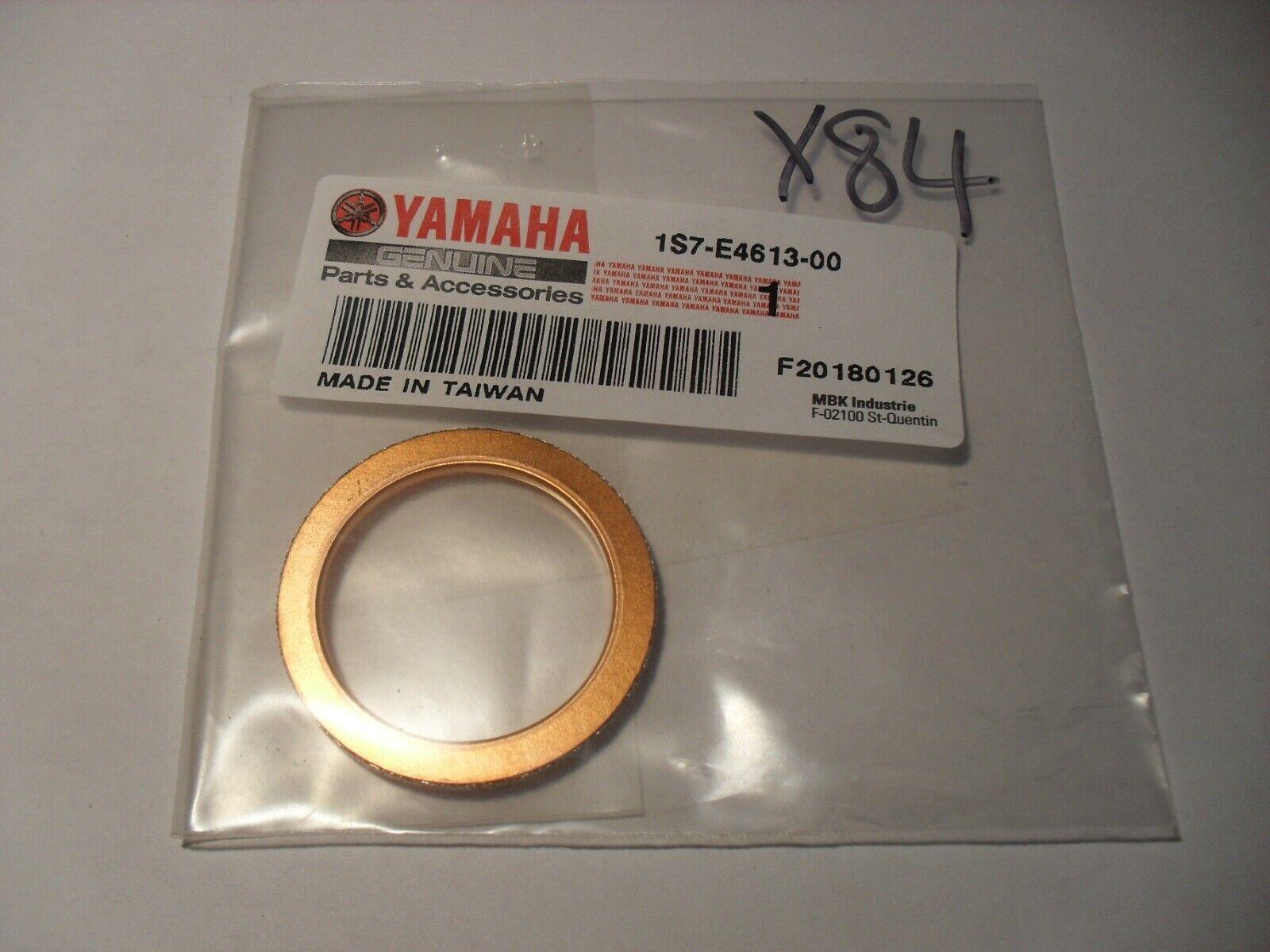 KR KRÜMMERDICHTUNG Exhaust gasket YAMAHA YZF-R 125 14-15