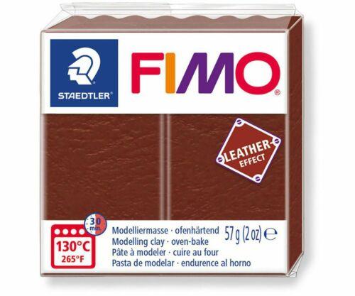 FIMO Leather Effect Nut Craft Art Clay Polymer Clay Handmade Clay Diy Art Sup...