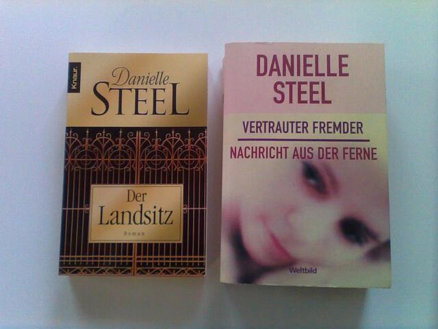 Der Landsitz von Danielle Steel (2008) +gratis buch vertrauter fremder