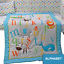 Complete-Baby-Nursery-Bed-Bedding-Set-Cot-Quilt-Duvet-Bumper-Fitted-Sheet-Pillow thumbnail 47
