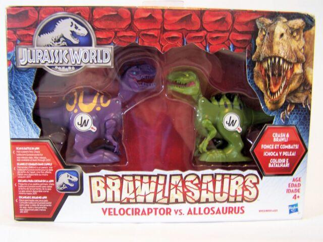 Jurassic world brawlasaurs velociraptor vs allosaurus figure pack jurassic world brawlasaurs velociraptor vs allosaurus figure pack crash brawl gumiabroncs Images